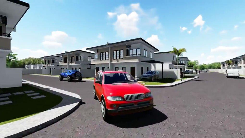 Bali Residences Agus Mactan Subdivision Lapu Lapu for Sale by Aldea Premier 2017 2018