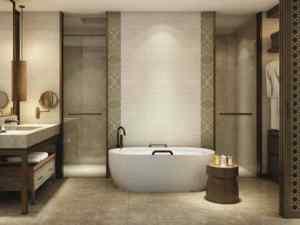 Bathroom King Unit Sheraton Cebu Mactan Resort