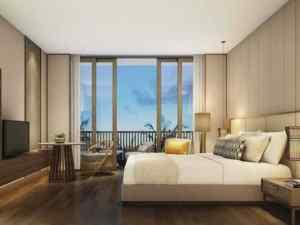 Bedroom King Unit Sheraton Cebu Mactan Resort