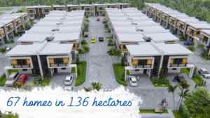 67 homes 1 36 hectare