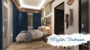 Master Bedroom Breeza Coves